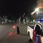 Patroli BLP, Sat Lantas Polres Kendal Sasar Lokasi Rawan Kejahatan