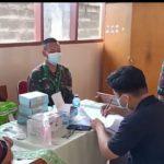 Serbuan Vaksinasi Kodim 0610/Sumedang di Gelar di Jatinangor dan Cimanggung